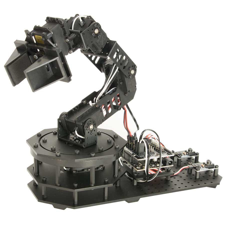 Which Robotic arms can I buy? - HKU Centre for Creative Technology